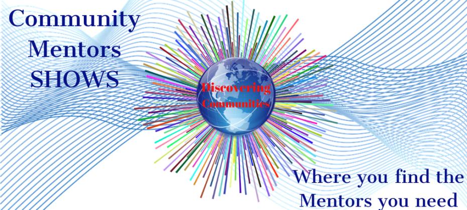 3COMMUNITY MENTORS SHOWS