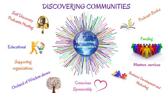 discovering communite info banner oregano